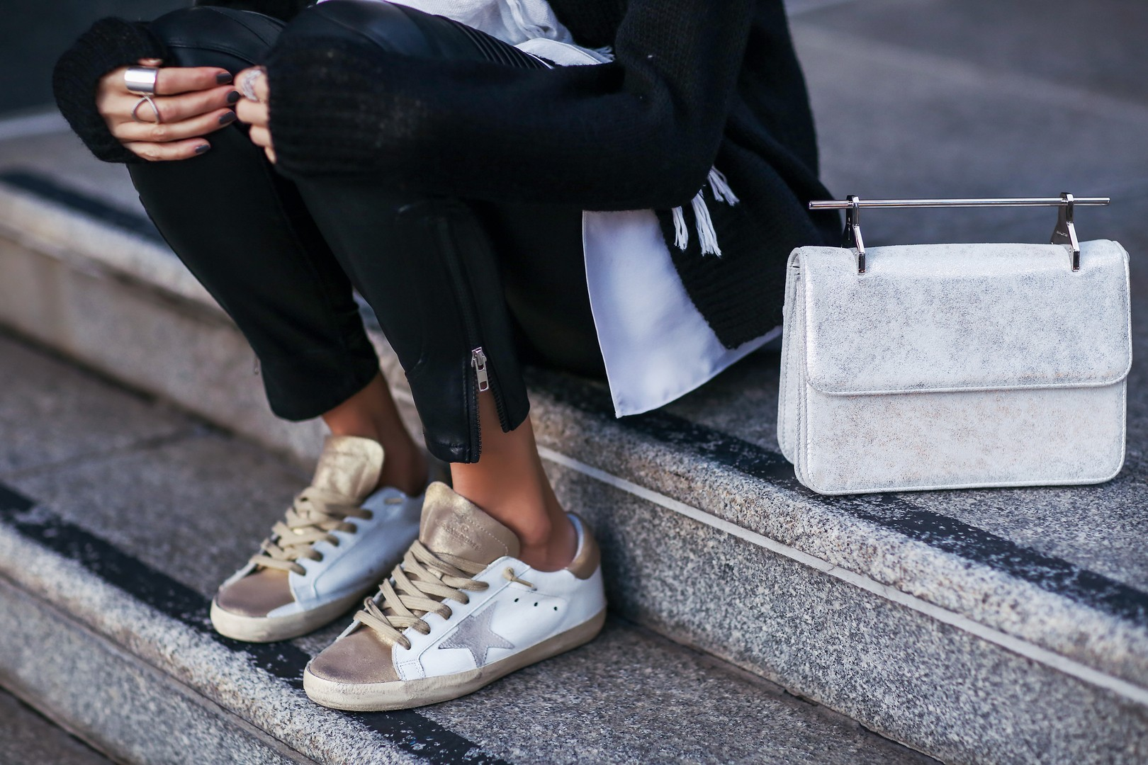 Casual Luxe Fashioned Chic