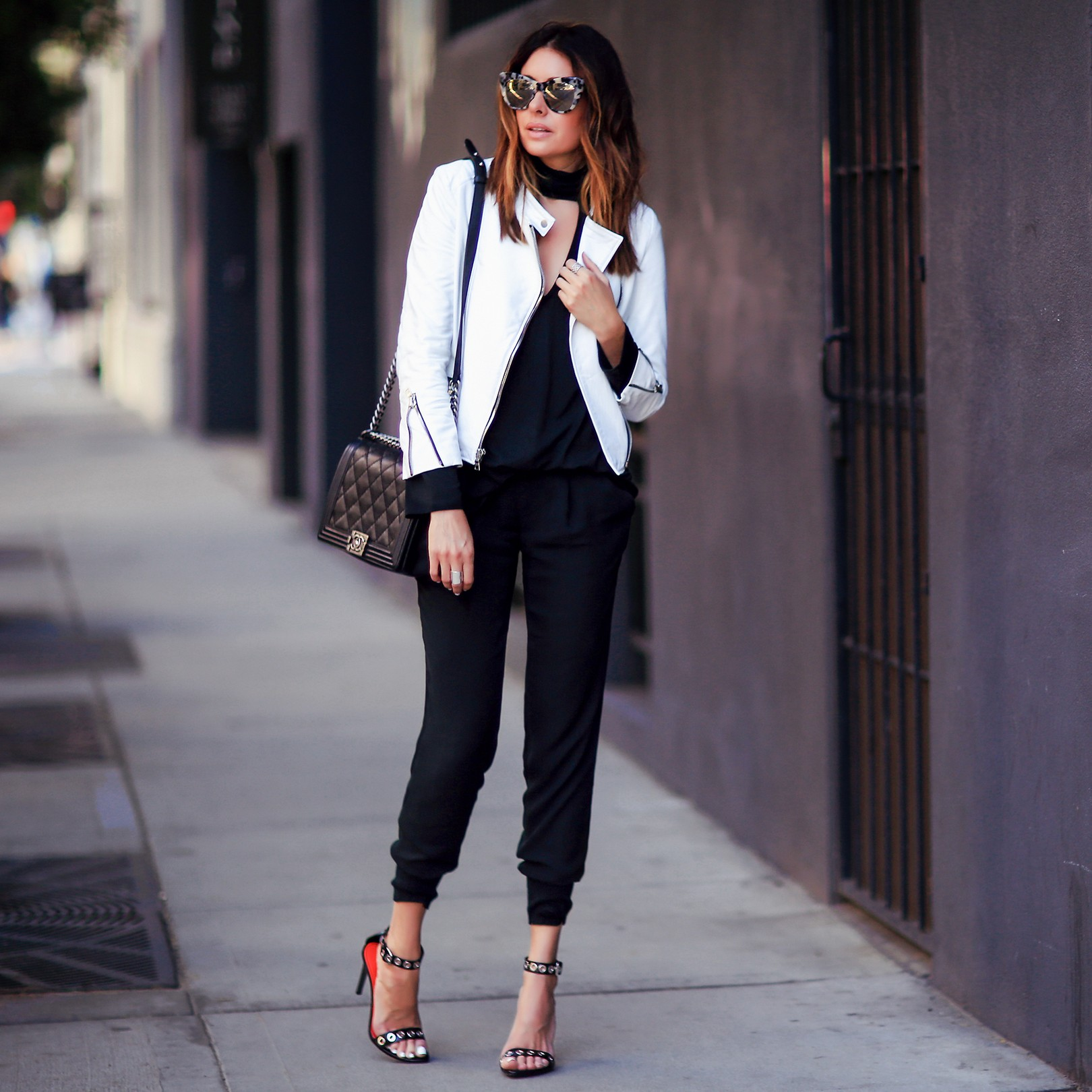 Monochrome outfit1