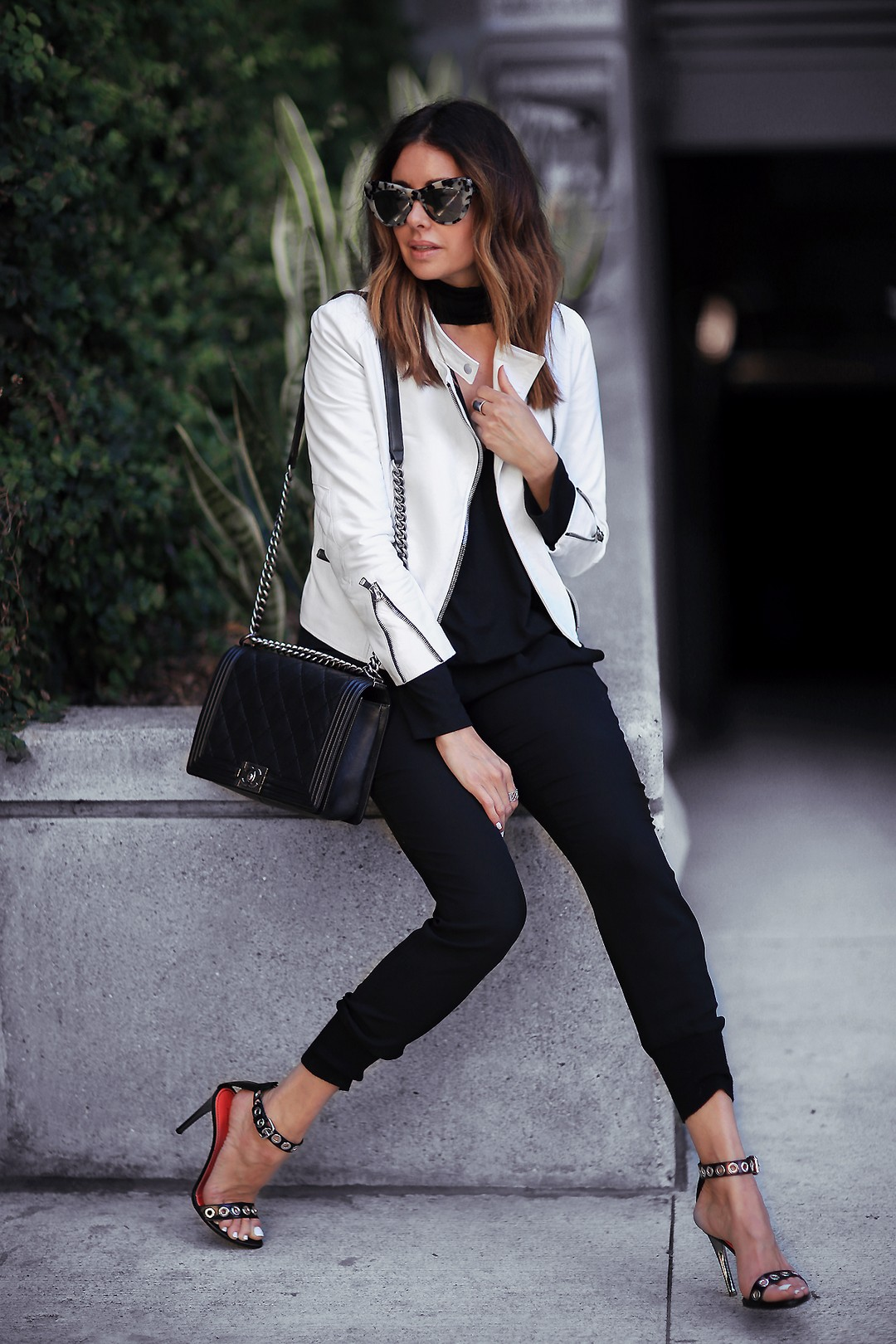 Monochrome outfit2