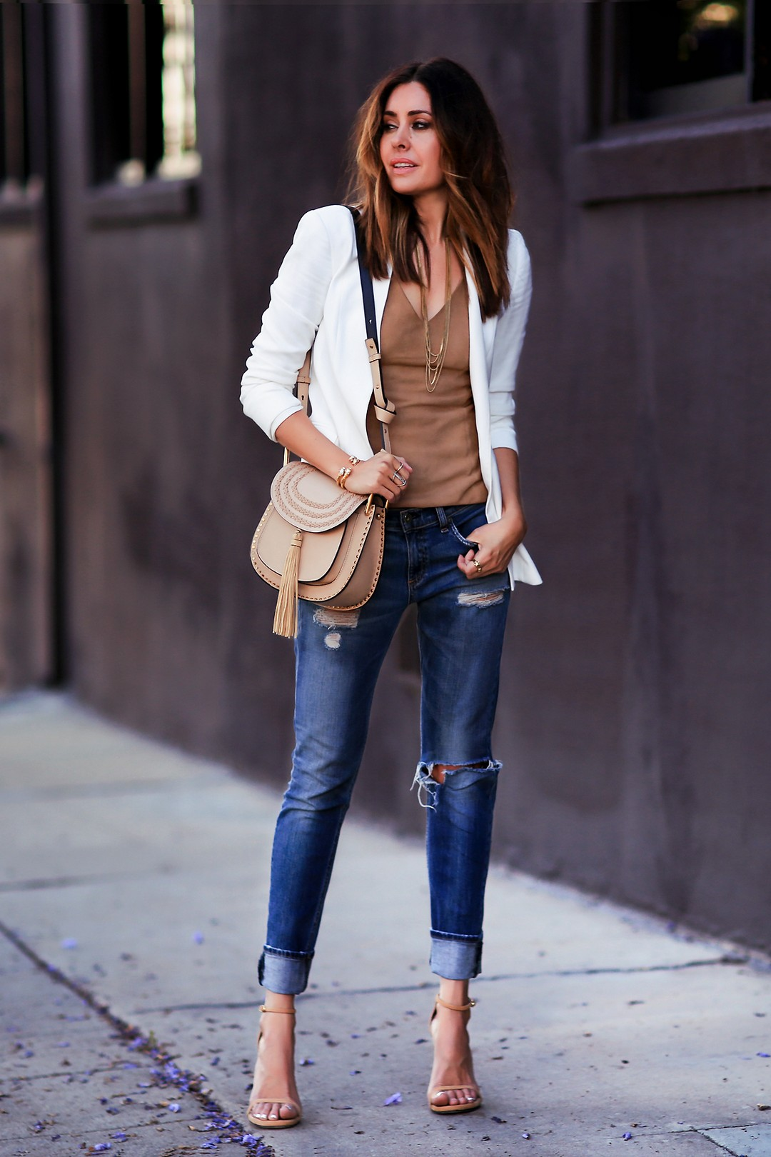 Style of Shoes to Wear with Boyfriend Jeans | FASHIONED|CHIC